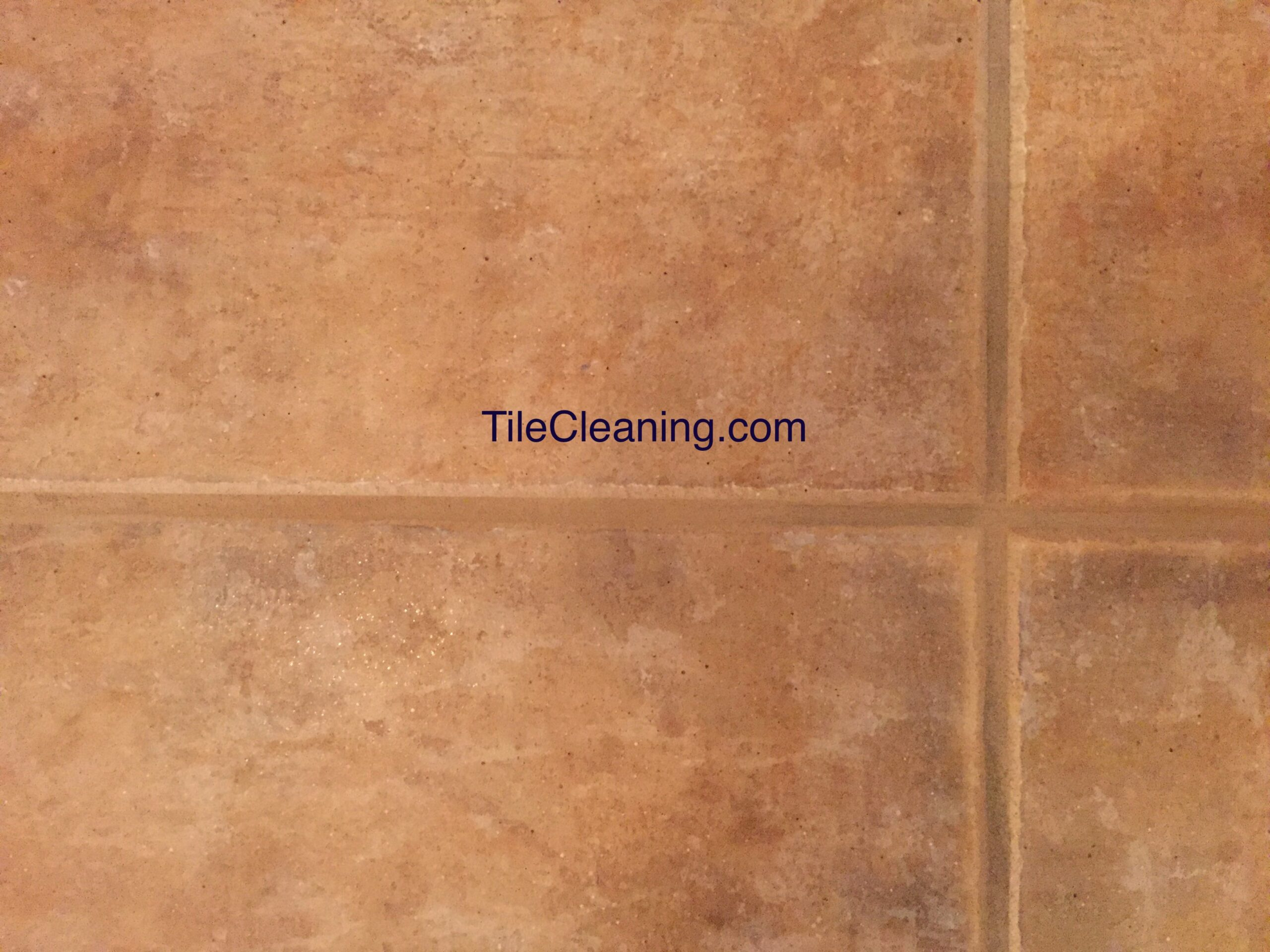 Grout Crack After Repair